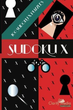 Book of Sudoku X Puzzles