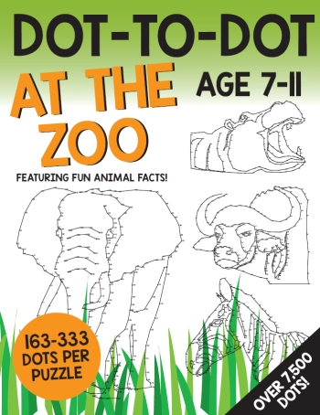 Dot-To-Dot: At The Zoo