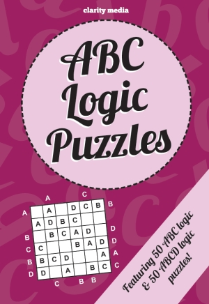 Book of ABC & ABCD Logic Puzzles
