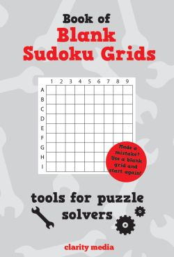 Blank Sudoku Grids cover