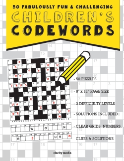 childrens codeword cover