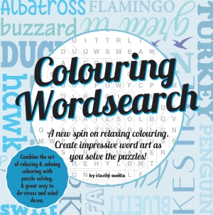 colouring wordsearch cover