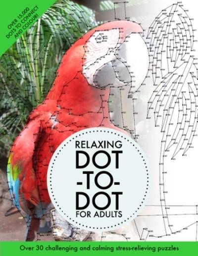Adult Dot-To-Dot