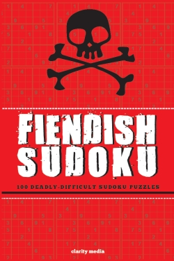 fiendish sudoku cover
