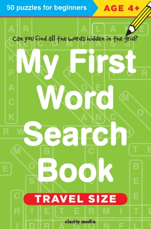 My First Wordsearch Book