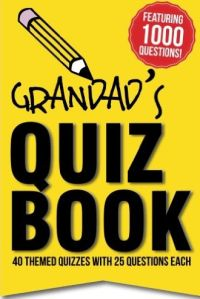 Grandad's Quiz Book