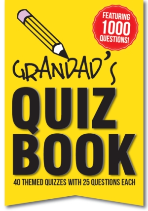 Personalised Quiz Book