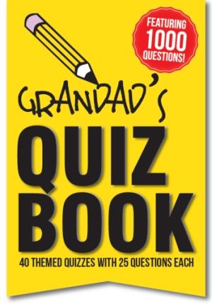 Personalised Quiz Book