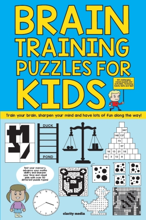 Brain Training Puzzles For Kids
