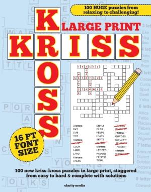 Large Print Kross Kross