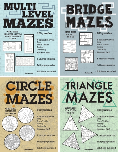 Maze covers