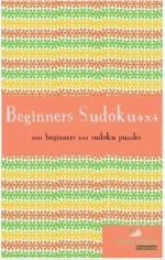 4x4 Beginners Sudoku Book
