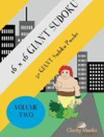 16x16 Sudoku Vol 1 & 2