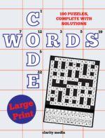 Code Words large print