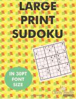 Large Print Sudoku Vol 1-4