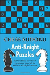 Chess Sudoku: Anti-Knight Puzzles