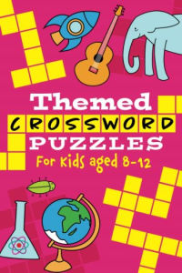 Themed Crossword Puzzles for Kids aged 8-12
