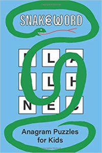 Snakeword Anagram Puzzles for Kids