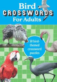 Bird Crosswords for Adults