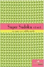 12x12 Super Sudoku Book