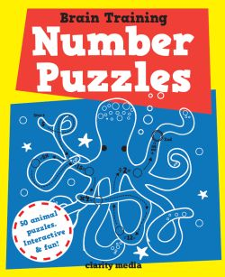 Number puzzles cover