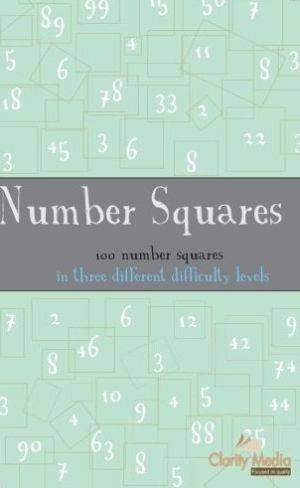 Book of Number Squares