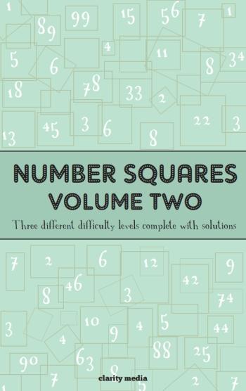Number Squares Vol 1 & 2