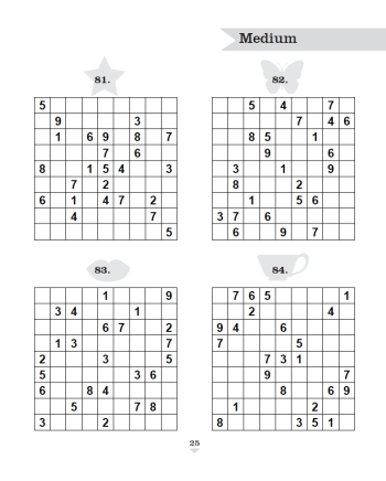 personalised sudoku interior
