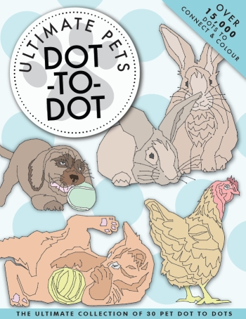 Dot to dot pet cover