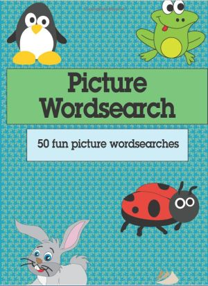 Picture wordsearch Book