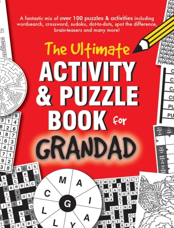 Ultimate Activity & Puzzle Book