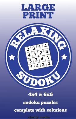 Relaxing sudoku cover