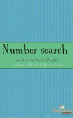 Number Search Vol 1 & 2