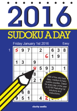 Sudoku A Day Dated
