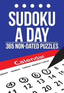 Sudoku a Day cover