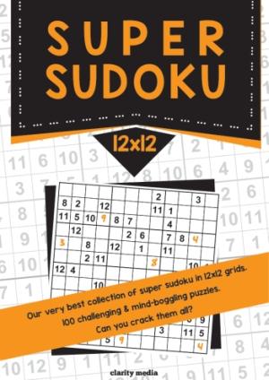 Super Sudoku 12x12