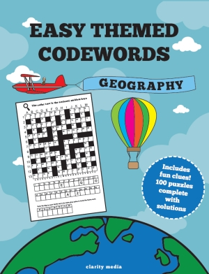 Themed Codewords- Geography