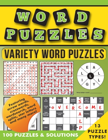 word puzzle cover