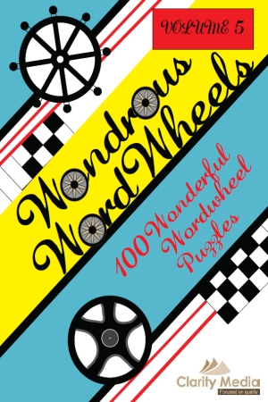 Wondrous Wordwheels Vol 1-5